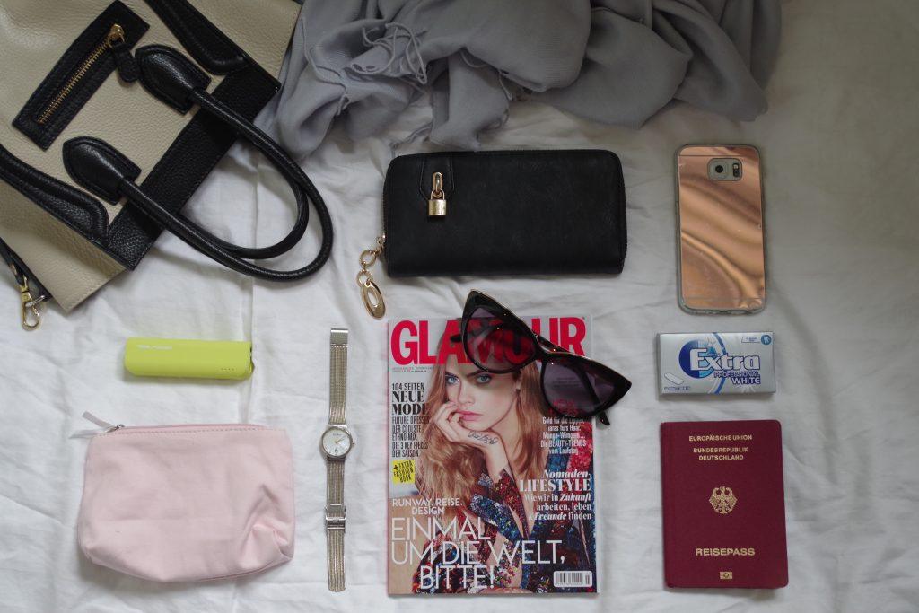 My Carry-On Bag