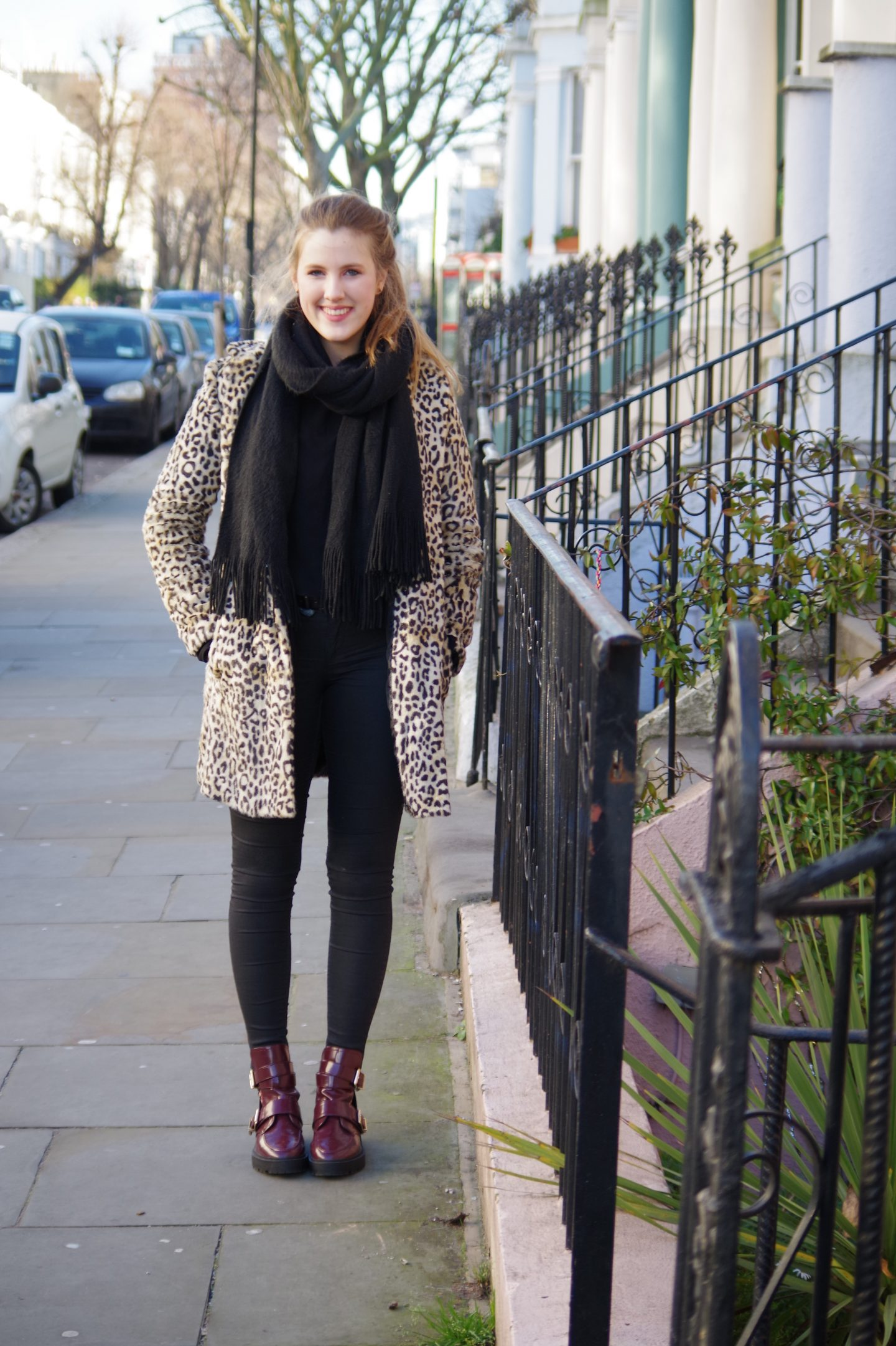 The Leopard Coat |Notting Hill
