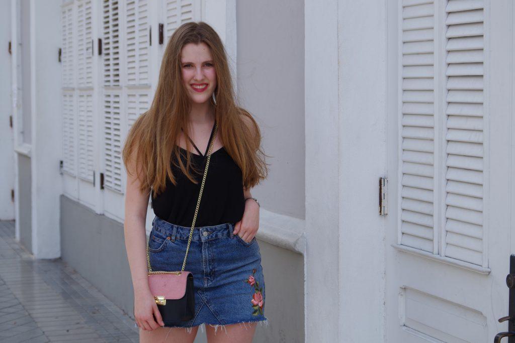 I'm Standing Still – Mini Skirt |Ponce, Puerto Rico