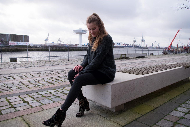 Maj-Trend: Brokat-Stiefeletten |Hamburg