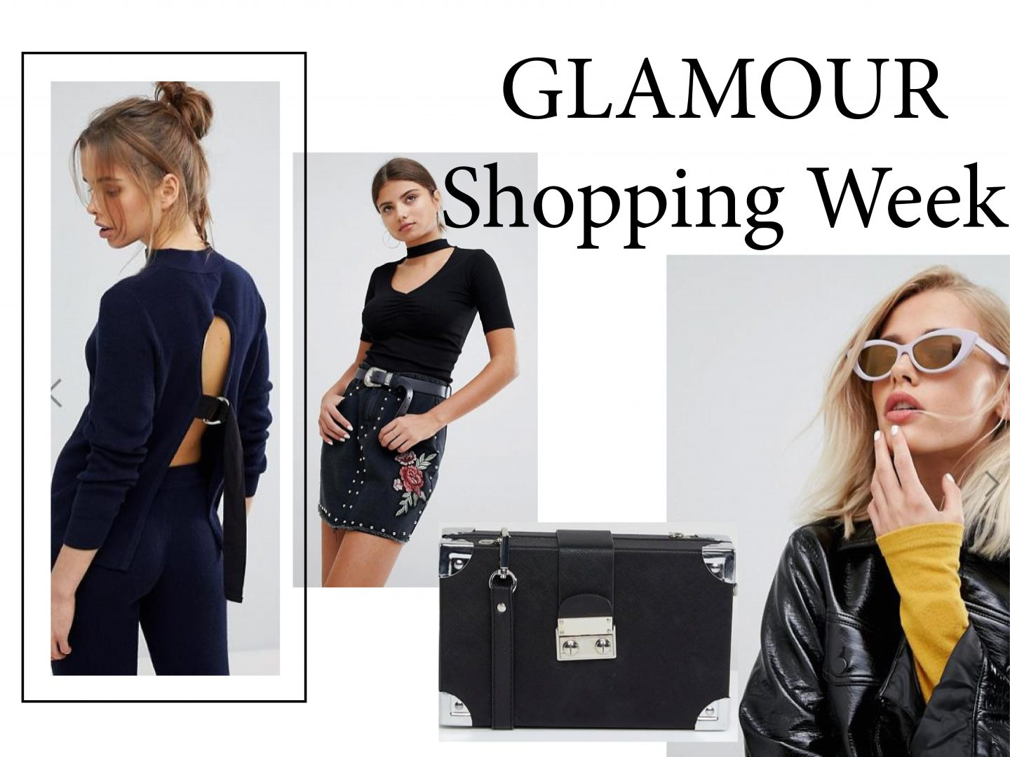GLAMOUR Shopping Week 2018 – my favourite items