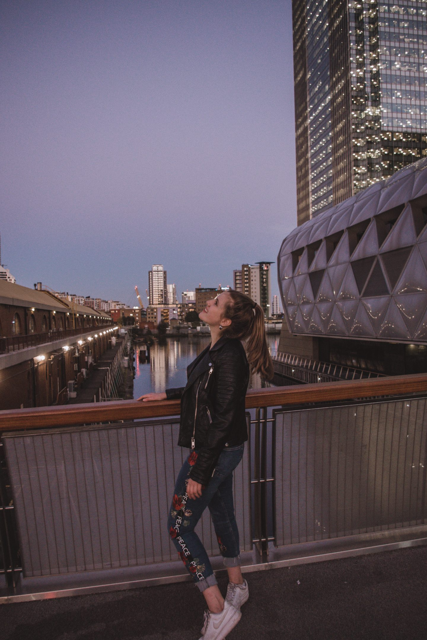 Are Skinny Jeans still a thing? |Canary Wharf